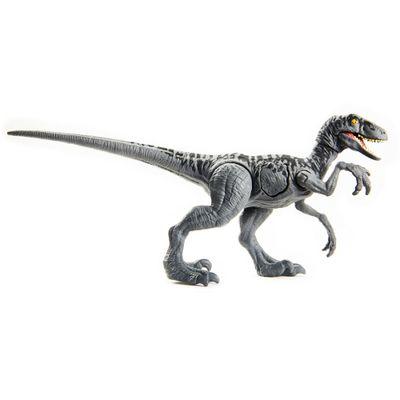 Figura-Articulada---16-Cm---Jurassic-World---Combate-Letal---Velociraptor---Mattel