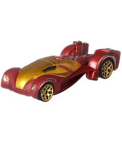 Veiculo-Hot-Wheels---Escala-1-64---Marvel---Iron-Man---Mattel
