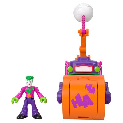 Veiculos---Imaginext-DC-Super-Amigos---Veiculo-Destruidor-do-Coringa---Fisher-Price