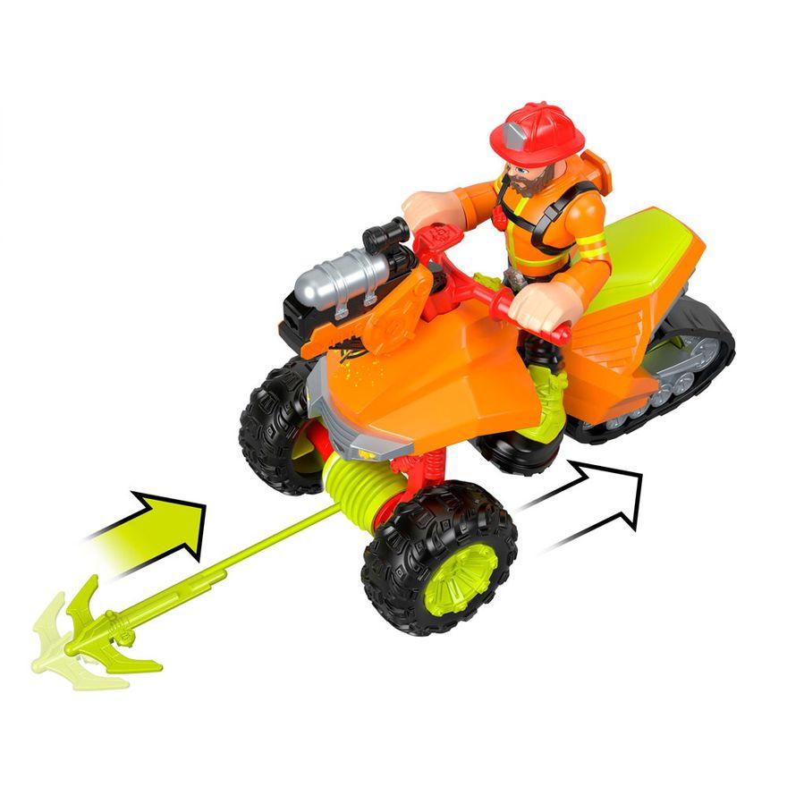 Figura-de-Acao-e-Veiculo---Rescue-Heroes---Forrest-Fuego-e-Fire-Tracker---Mattel