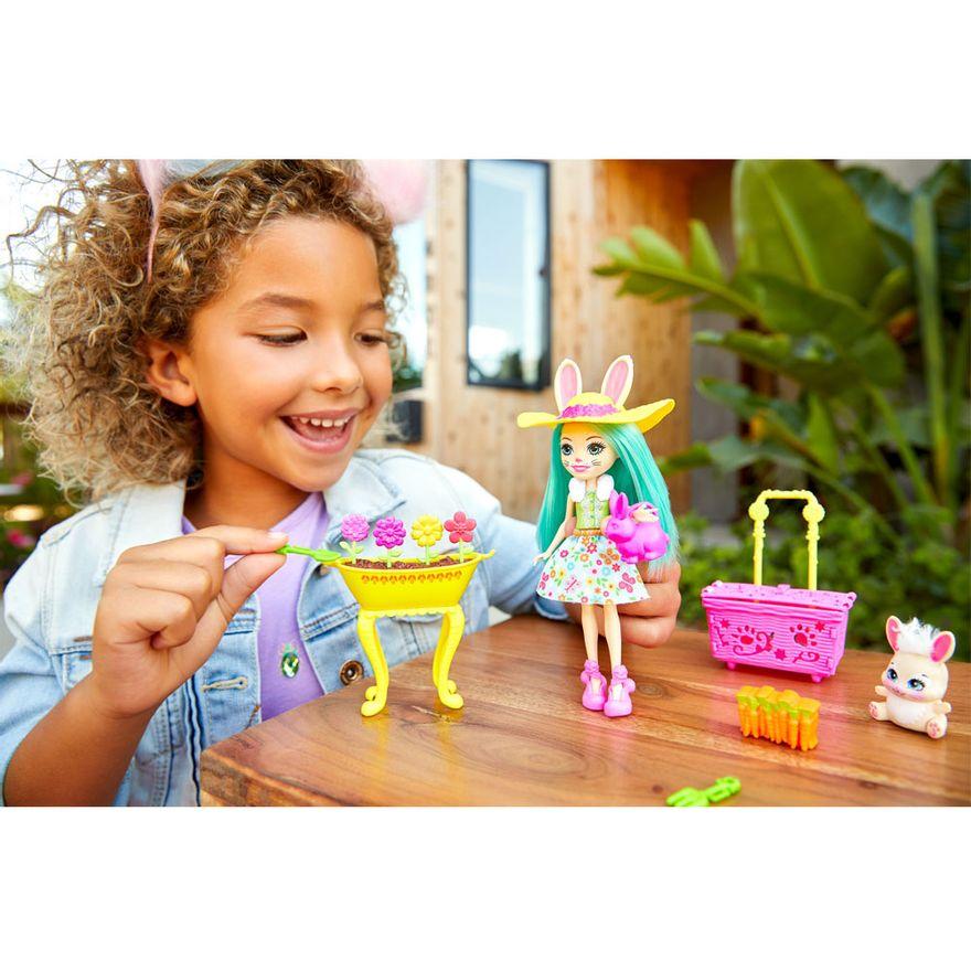 Mini-Boneca-Articulada-e-Acessorios---21-Cm---Enchantimals---Festa-no-Jardim-