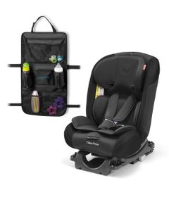 Kit-de-Cadeira-Para-Auto---De-0-a-36-Kg---All-Stages-Fix---Preto---Fisher-Price-e-Organizador-Para-Carrinho---Travel-Bag---Multikids-Baby-1