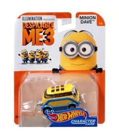 veiculo-hot-wheels-escala-1-64-meu-malvado-favorito-3-minion-dave-mattel-GMH74_Frente