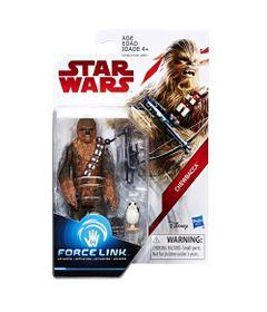 Figura-Articulada---Force-Link---Disney---Star-Wars---Ep.-VIII---Chewbacca---Hasbro_Frente