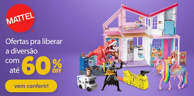 1 - Mattel 60%