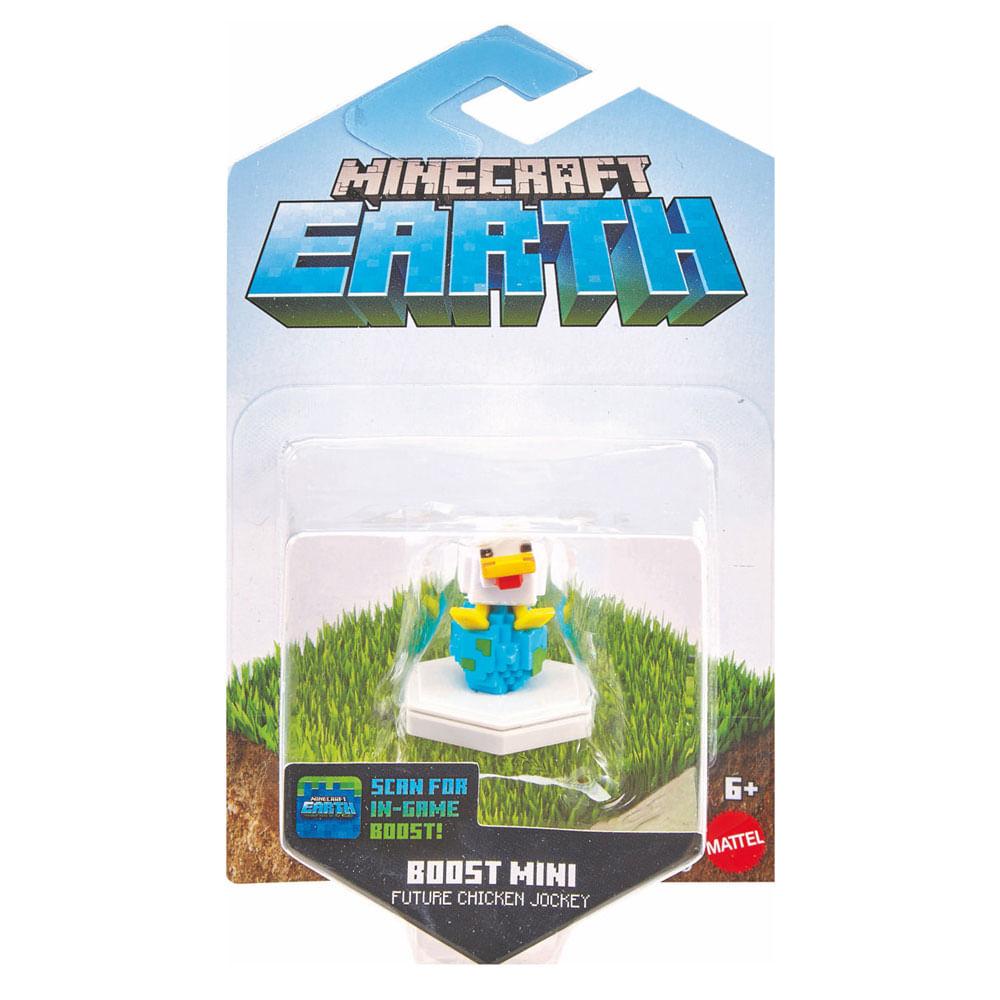 Mini Figura Sortida - 3 Cm - Minecraft Earth - Mini Boost - Mattel