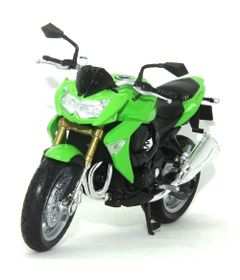Mini-Moto-Cycle---Escala-1-18---Kawasaki-Z1000---California-Toys