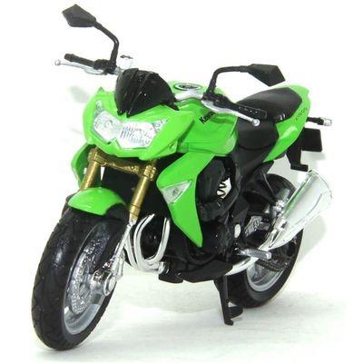 Mini-Moto-Cycle---Escala-1-18---Kawasaki-Z1000---California-Toys