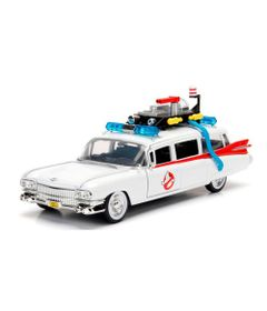 Mini-Veiculo---Escala-1-32---Ghostbusters---Ecto-1---California-Toys