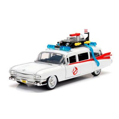 Mini-Veiculo---Escala-1-32---Ghostbusters---Ecto-1---California-Toys
