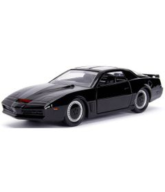 Mini-Veiculo---Escala-1-32---Knight-Rider---KITT---California-Toys