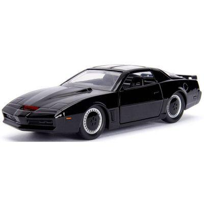 Mini-Veiculo---Escala-1-32---Knight-Rider---KITT---California-Toys