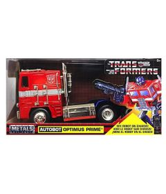 Mini-Veiculo---Escala-1-32---Transformers---Autobot---Optimus-Prime---California-Toys