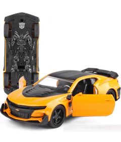 Mini-Veiculo---Escala-1-32---Transformers---Bumblebee---California-Toys