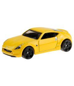 Mini-Veiculos---Hot-Wheels---Veiculos-Tematicos---Nissan-370Z---Amarelo---Mattel