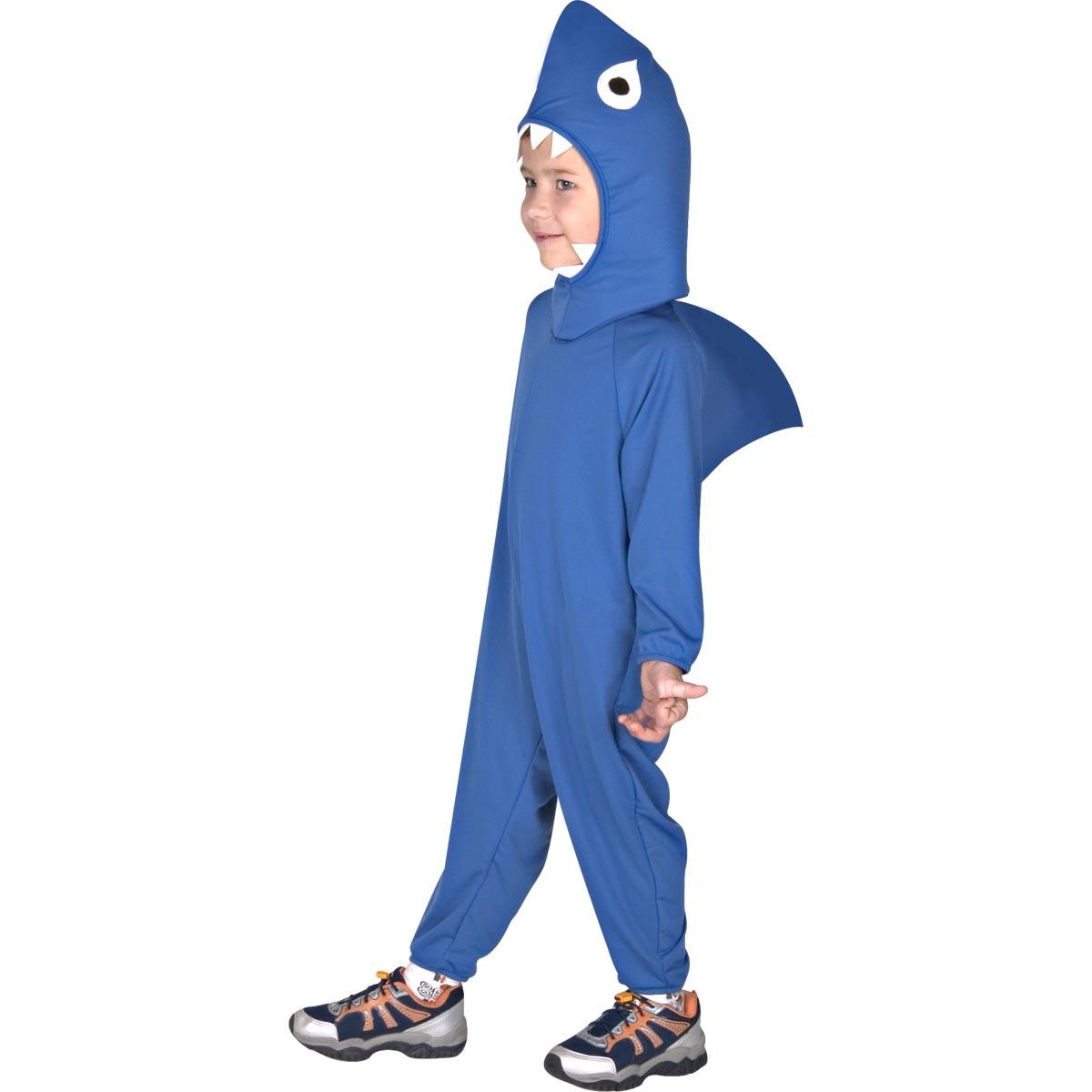 Fantasia Tubarão Unissex Infantil