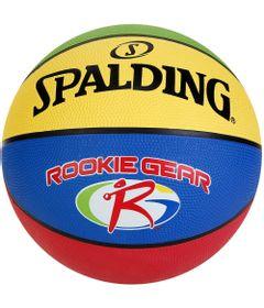 bola-de-basquete-nba-azul-e-amarelo-rookie-gear-outdoor-junior-tam-5-spalding_frente