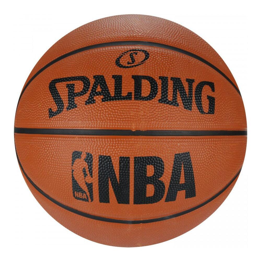 Bola de Basquete - NBA - Laranja - Fastbreak - Tam 7 - Spalding