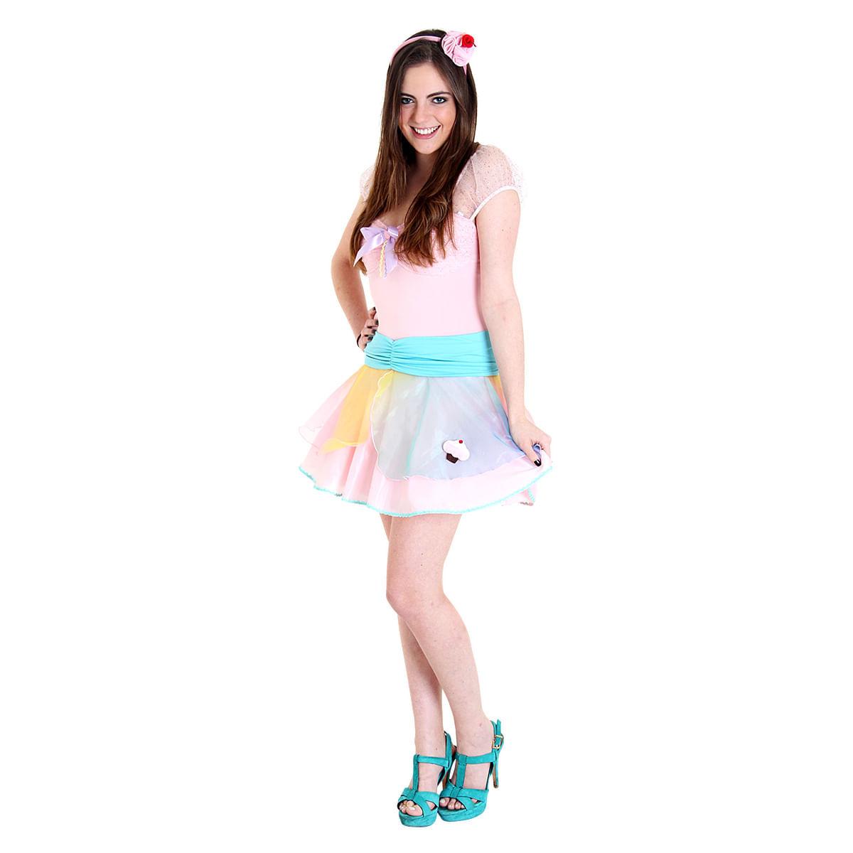 Fantasia Cupcake Teen