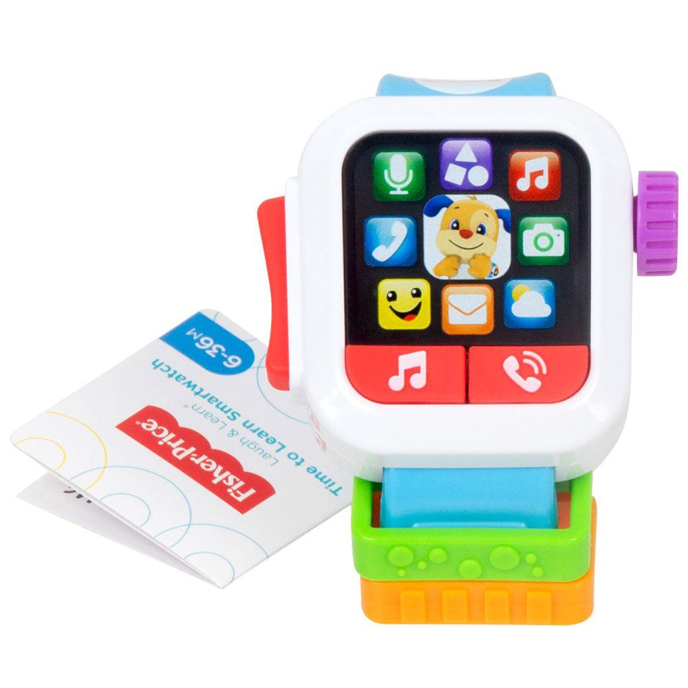 Meu Primeiro Smartwatch - Fisher-Price