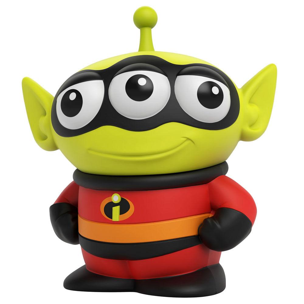 Mini Boneco - Disney - Toy Story - Marcianos Remix - Os Incríveis - Mattel