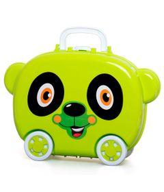 maleta-movel-fashion-panda-verde-dican-2172_Frente