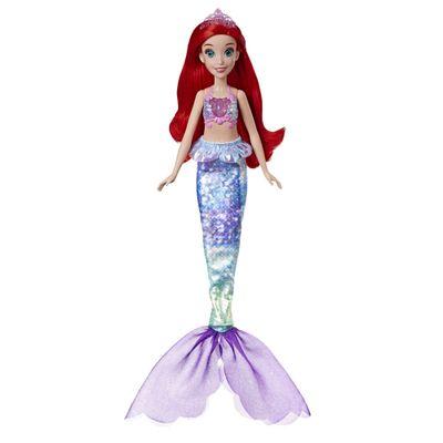 Boneca-Articulada---Princesas-Disney---Ariel---Cantora---Hasbro