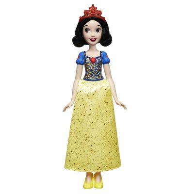 Oferta Boneca Clássica - 30 Cm - Princesas Disney - Branca de Neve - Brilho Real - Hasbro por R$ 132.99