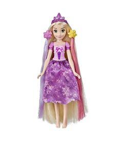 Boneca-Articulada---Princesas-Disney---Rapunzel---Brilho-Real---Cabelo-Divertido---Hasbro