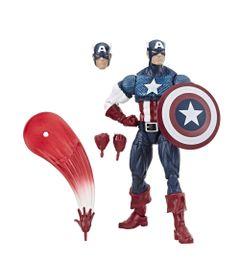 Boneco-Articulado-15-Cm---Marvel-80-Anos---Legends-Series---Capitao-America---Hasbro