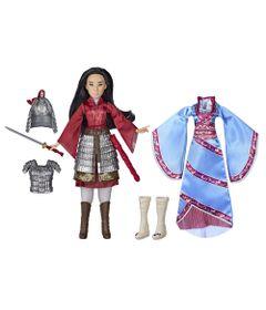 Boneco-Articulado-com-Acessorios---Disney---Mulan---Duplo-Reflexo---Hasbro