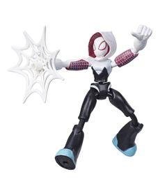 Boneco-Articulado---Marvel---Homem-Aranha---Ghost-Spider---Bend-and-Flex---Hasbro
