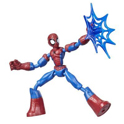 Boneco-Articulado---Marvel---Homem-Aranha---Homem-Aranha---Bend-and-Flex---Hasbro