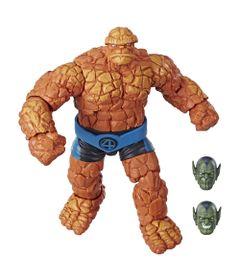 Boneco-Articulado---Marvel-Legends---Quarteto-Fantastico---Coisa---Hasbro