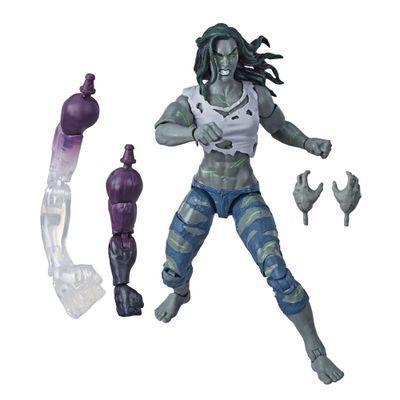 Boneco-Articulado---Marvel-Legends---Quarteto-Fantastico---Hulk---Hasbro