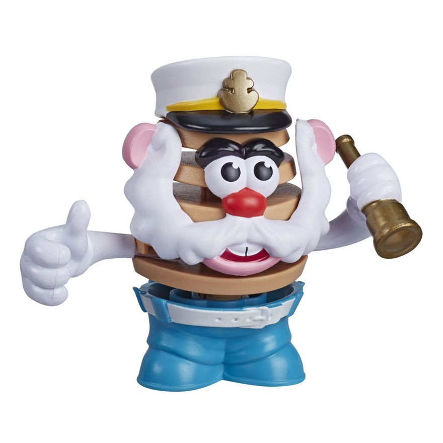 Boneco-Interativo---Disney---Mr.-Potato-Head-Chips---Capitao-Salgado---Hasbro
