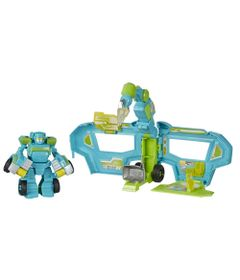 Boneco-Transformavel-11-Cm---Transformers---Rescue-Bots-Academy---Comando-Central-do-Hoist---Hasbro