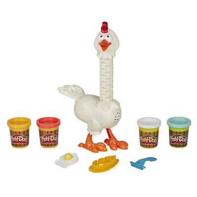 Conjunto-Massa-de-Modelar---Play-Doh---Animal-Crew---Clack-Ade---Hasbro