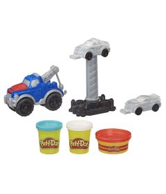 Conjunto-Massa-de-Modelar---Play-Doh---Wheels---Reboque---Hasbro