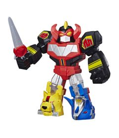 Figura-Articulada-30-Cm---Mega-Mighties---Saban-s-Power-Rangers---Megazord---Hasbro