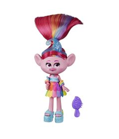 Mini-Figura-com-Acessorios---DreamWorks---Trolls-World-Tour---Glamour-Poppy---Hasbro