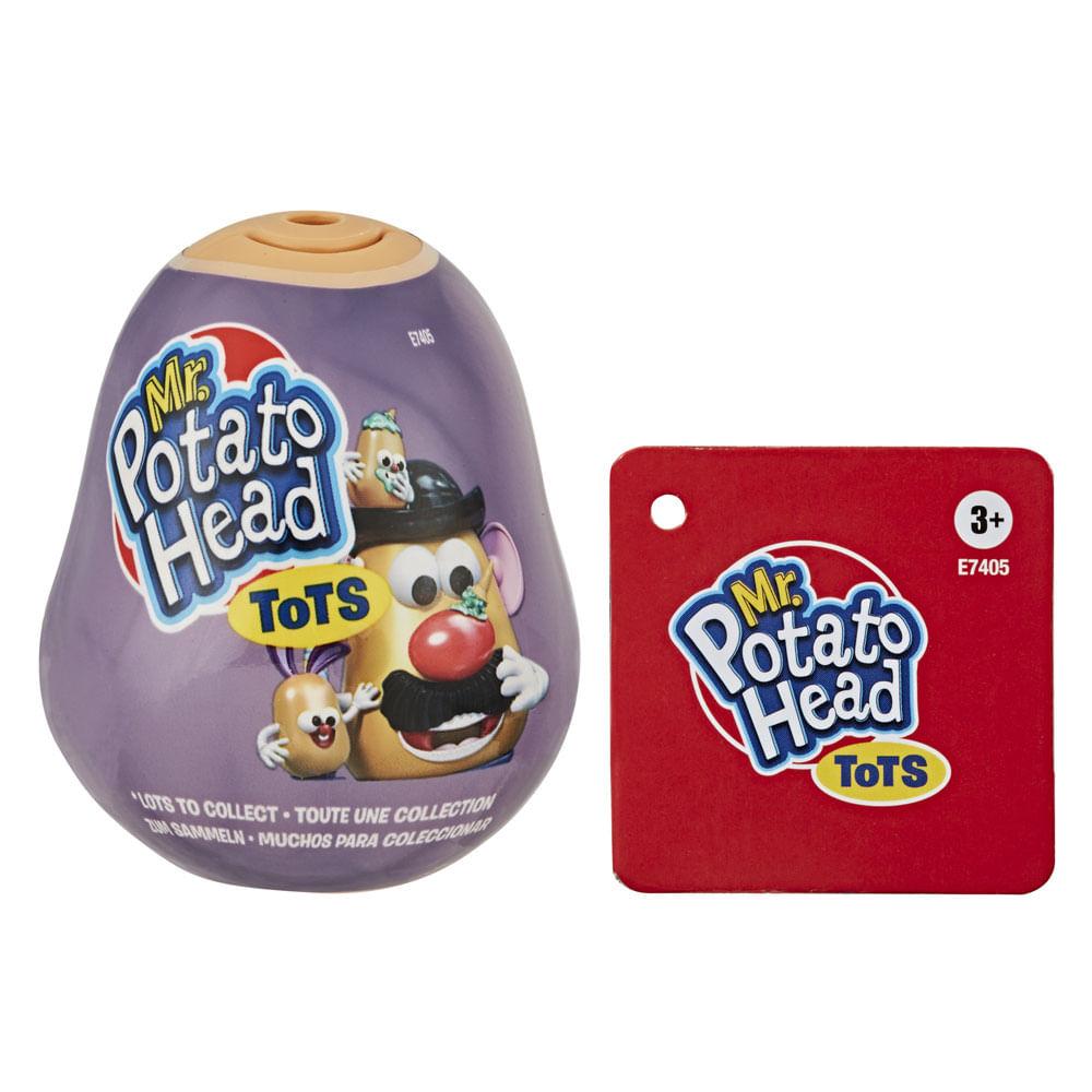 Mini Figura - Disney - Mr. Potato Head Chips - Batatinhas Surpresas - Hasbro