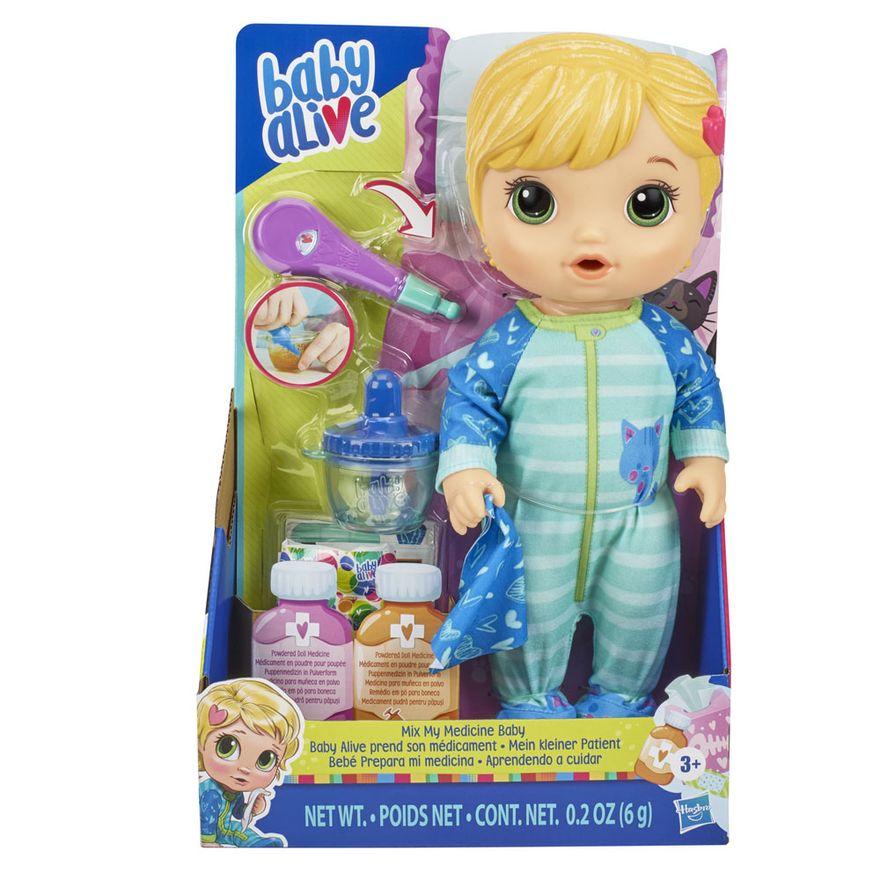 Boneca-Baby-Alive---Aprendendo-a-Cuidar---Loira---Gatinho---E6937---Hasbro