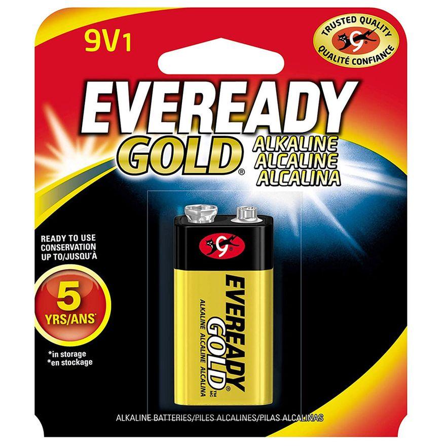 Bateria-Alcalina---9V---6LR61---Cartela-Unitaria---Eveready-Gold
