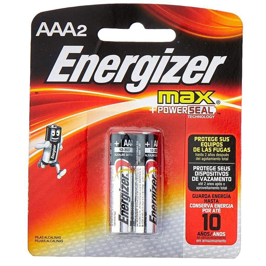 Pilhas-Alcalinas---LR03-Palito---AAA---Cartela-com-2-Unidades---Energizer-Max