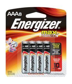 Pilhas-Alcalinas---LR03-Palito---AAA---Cartela-com-8-Unidades---Energizer-Max
