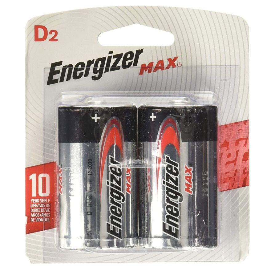 Pilhas-Alcalinas---LR20-Grande---D2---Cartela-com-2-Unidades---Energizer-Max