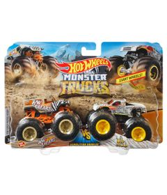 Conjunto-de-Veiculos-Hot-Wheels---Monster-Trucks---HW-Safari-vs-Wild-Streak---Mattel