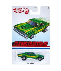 Veiculo-Hot-Wheels---Escala-1-64---Carros-Retro---Flying-Customs---1968-Nova---Mattel