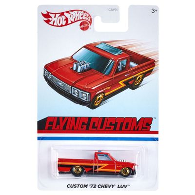 Veiculo-Hot-Wheels---Escala-1-64---Carros-Retro---Flying-Customs---Custom-1972-Chevy-Luv---Mattel
